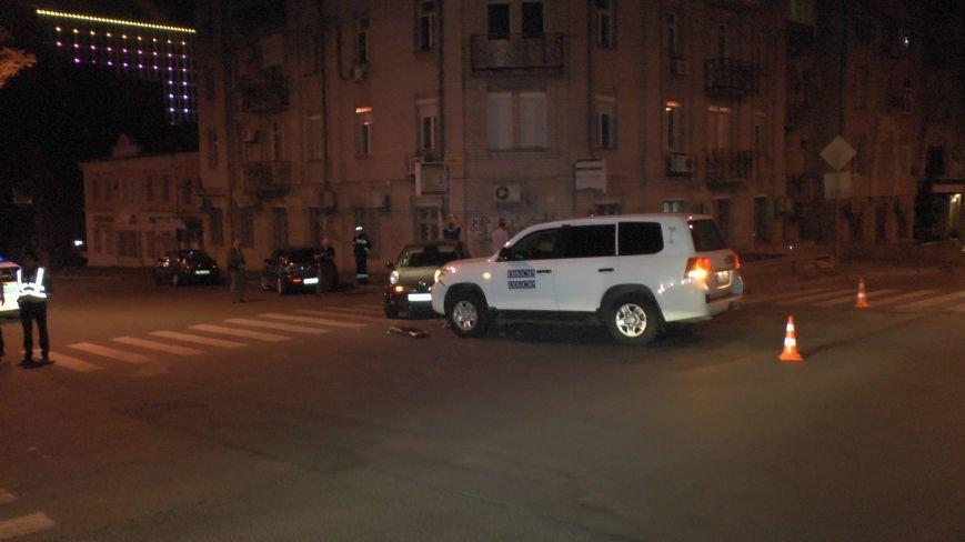ДТП в Днепропетровске: столкнулись Тойота и Ниссан (ФОТО) (фото) - фото 6