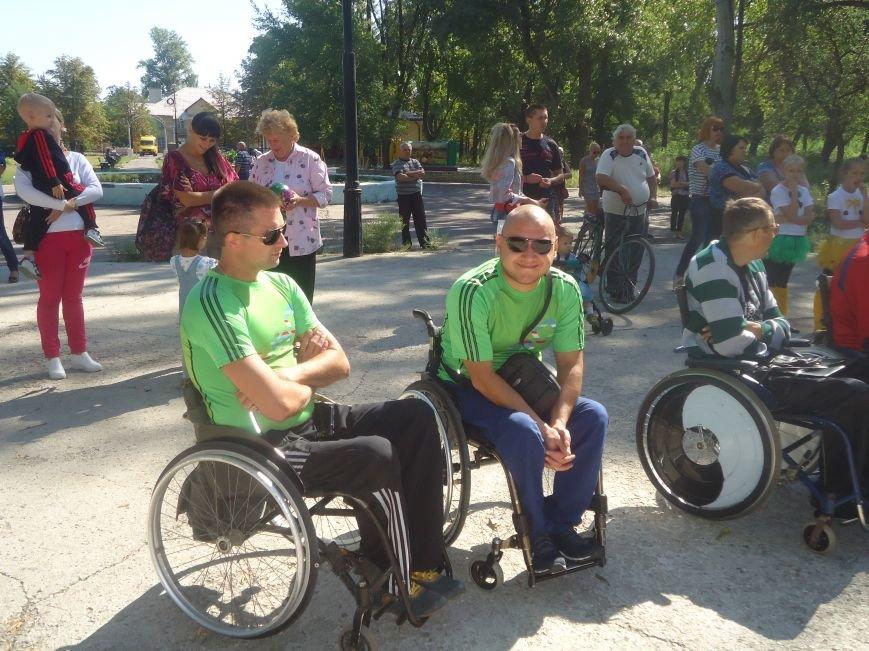 «Для меня этот спорт – глоток воздуха»: в Красноармейске прошли соревнования для людей с ограниченными возможностями (фото) - фото 6