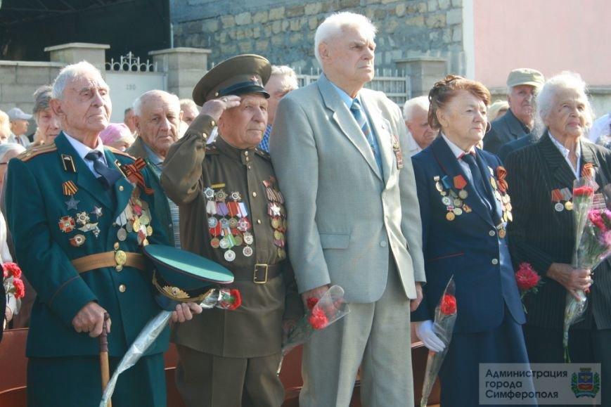 В Симферополе отметили годовщину формирования 51-й армии Крымского фронта (ФОТО) (фото) - фото 4