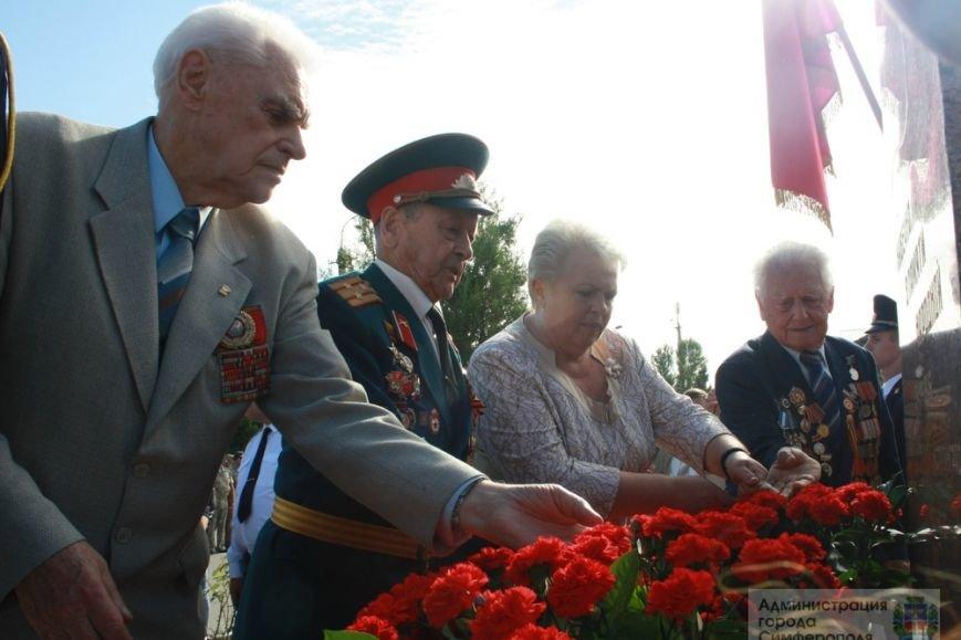 В Симферополе отметили годовщину формирования 51-й армии Крымского фронта (ФОТО) (фото) - фото 9