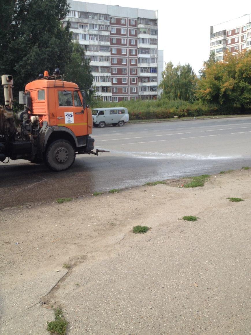 Беспредельная уборка Ульяновска, фото-3