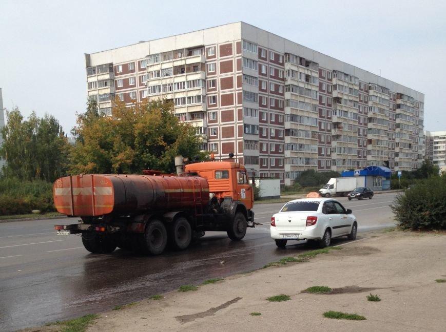 Беспредельная уборка Ульяновска, фото-1