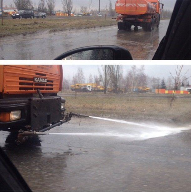 Беспредельная уборка Ульяновска (фото) - фото 2