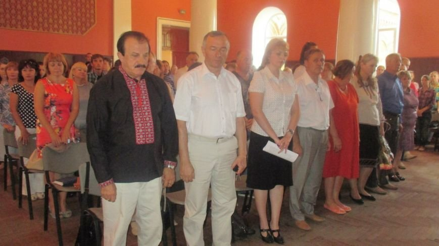 В Бердянске отметили годовщину «Наших Атлантов» (фото) - фото 3