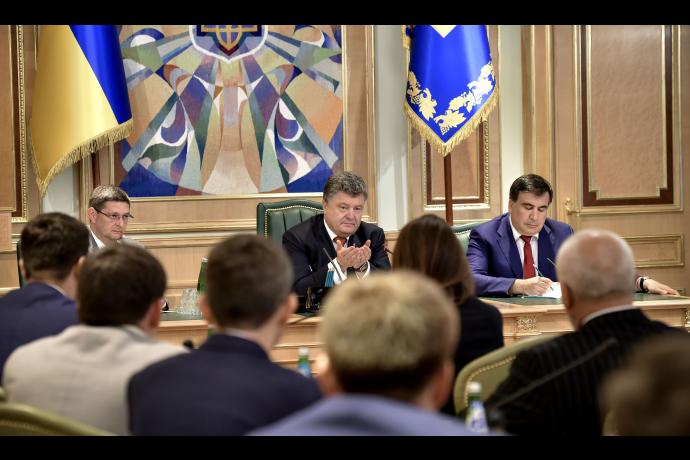 Порошенко назначил 16 глав районных администраций Одесской области (ФОТО) (фото) - фото 1