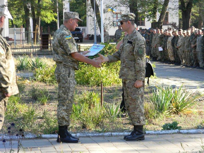 В Запорожской области завершилось формирование нового батальона (ФОТО) (фото) - фото 1