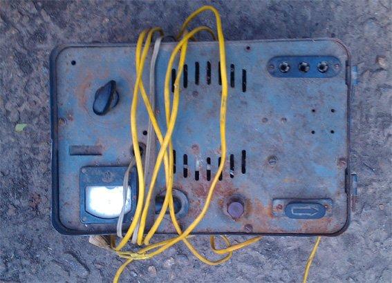 Правоохоронці встановили крадія металу та електроінструментів. ФОТО (фото) - фото 1
