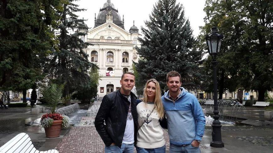 Тернопільській Сірий розказав про свою весільну подорож (фото) (фото) - фото 1