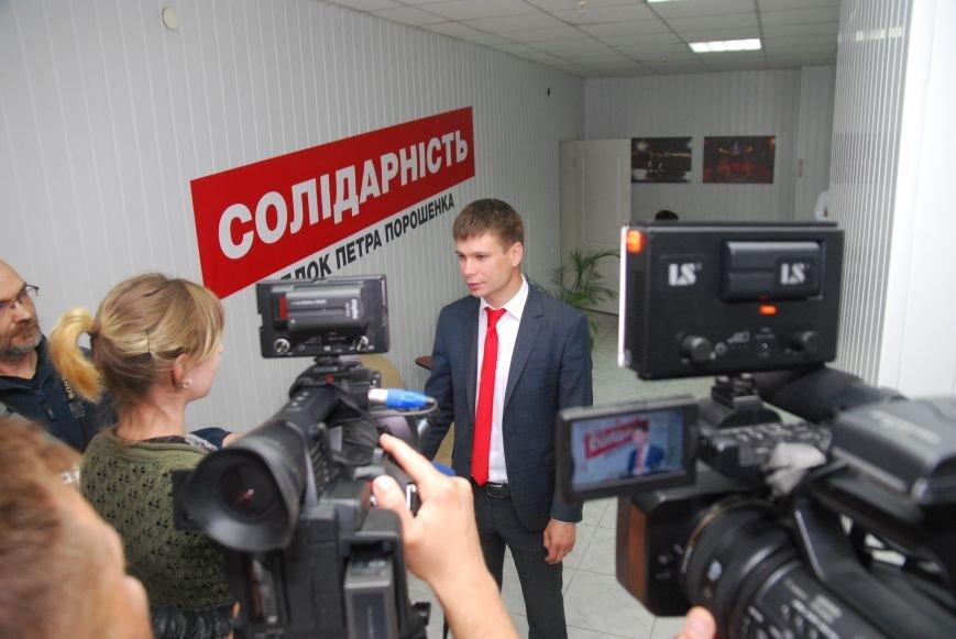 Открытый офис Дмитрия Лантушенко поможет сумчанам в решении проблем, фото-3