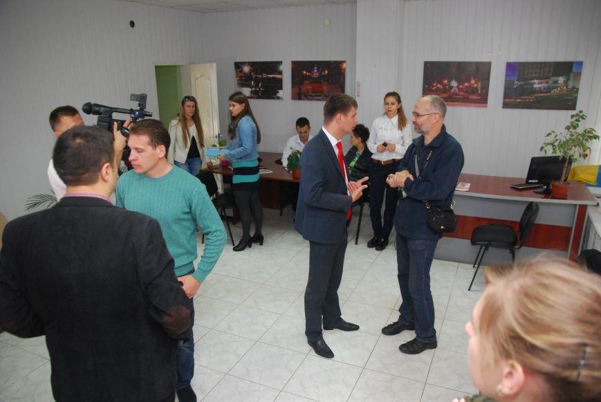 Открытый офис Дмитрия Лантушенко поможет сумчанам в решении проблем, фото-2