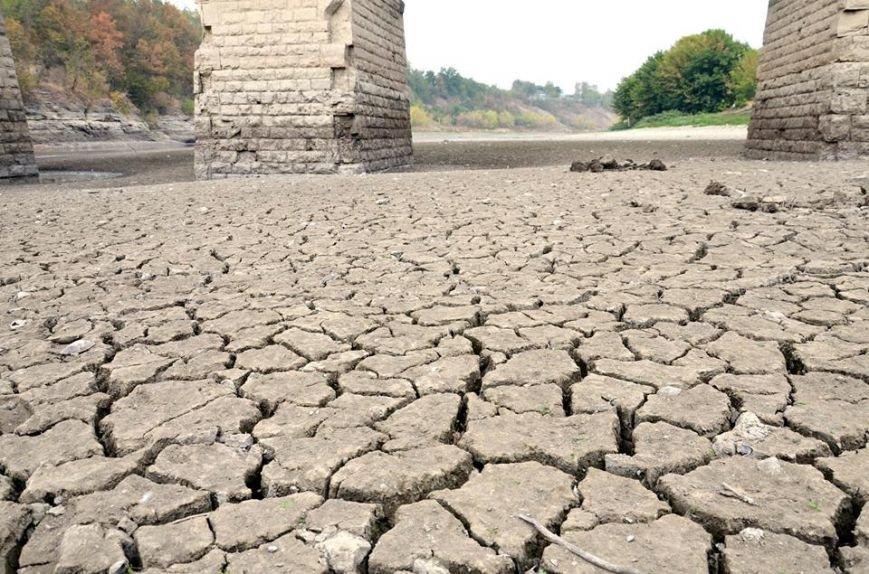 Рівень води у Дністрі на території Буковини упав до критичної точки (ФОТО), фото-5