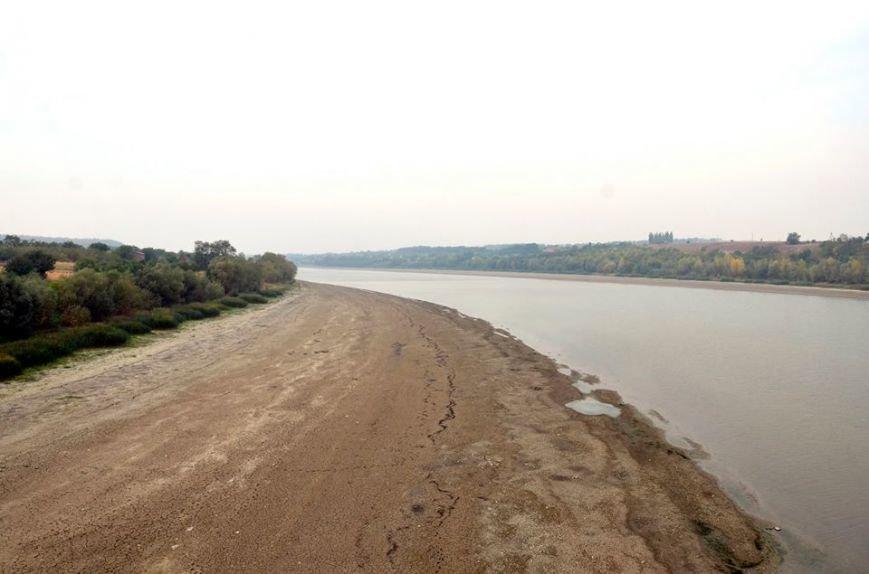 Рівень води у Дністрі на території Буковини упав до критичної точки (ФОТО), фото-4