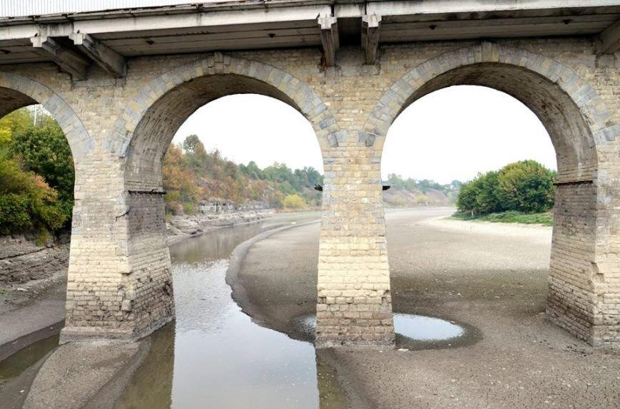 Рівень води у Дністрі на території Буковини упав до критичної точки (ФОТО), фото-3