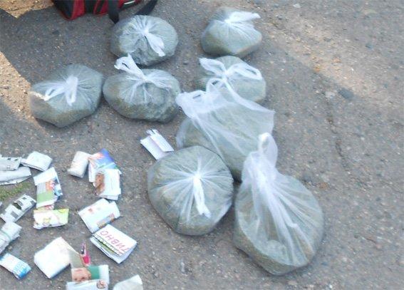 Працівники міліції перешкодили жителю Кіровоградської області збути понад 3 кілограми марихуани. ФОТО (фото) - фото 1