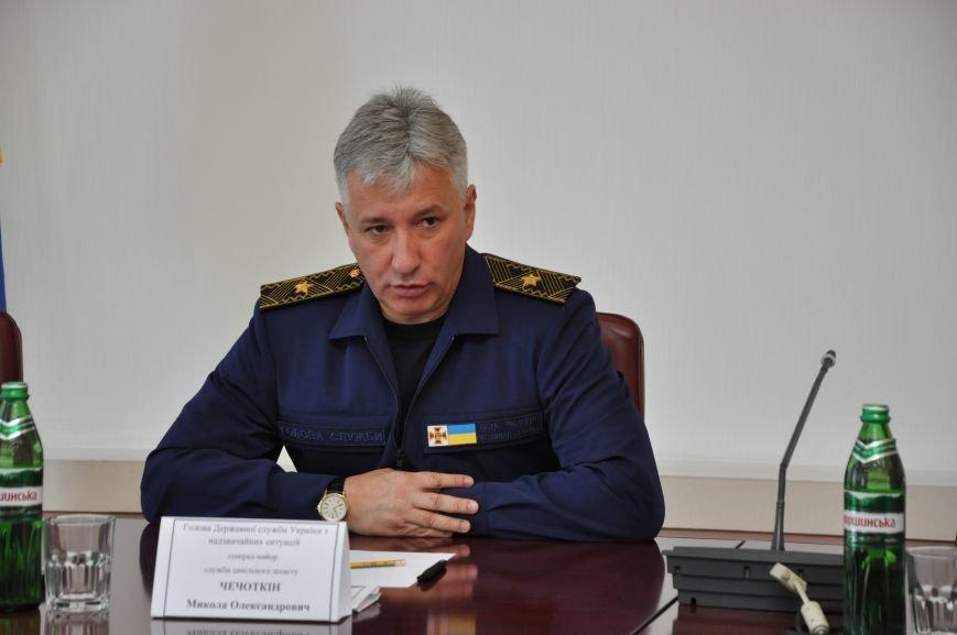 Спасатели донецкого гарнизона ГСЧС получили статус участников боевых действий, фото-5