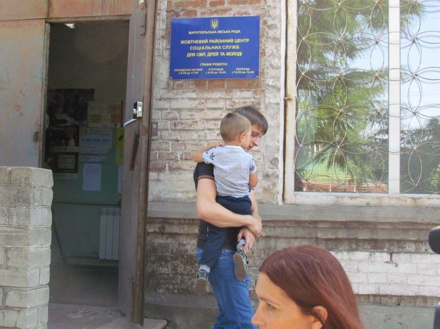 В Мариуполе ООН передала подарки детям из малообеспеченных семей (ФОТО), фото-2