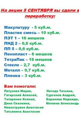 На ежемесячной акции «Раздельный сбор» в Пушкине было собрано более 20 куб. м. вторсырья (фото) - фото 3