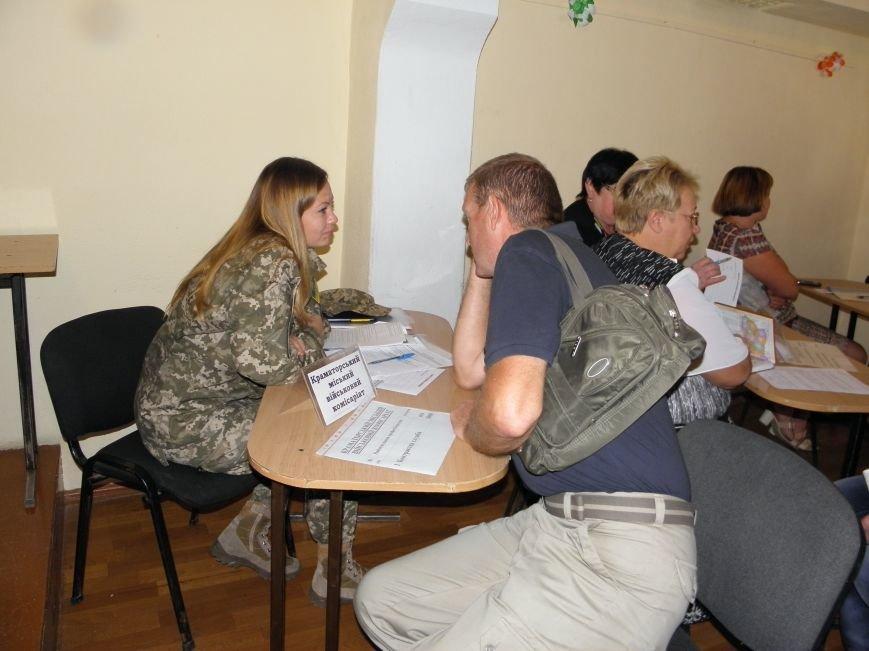 В Краматорске прошла ярмарка вакансий (фото) - фото 6