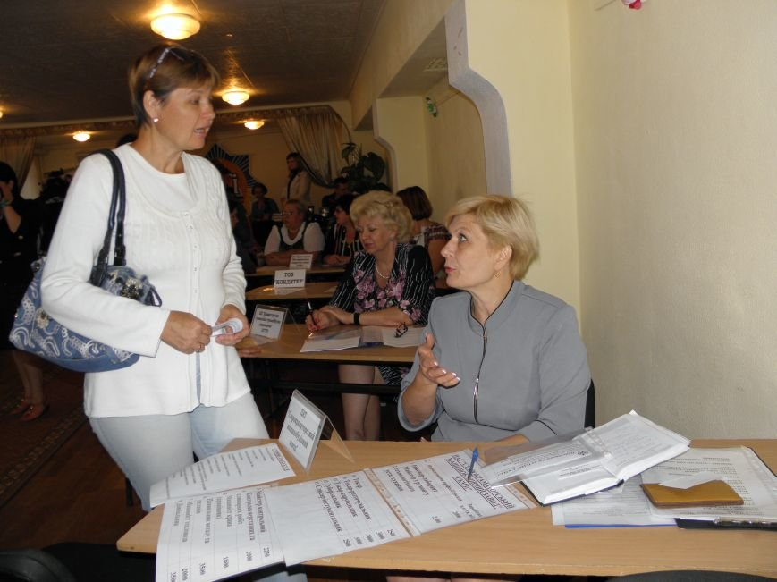 В Краматорске прошла ярмарка вакансий (фото) - фото 1