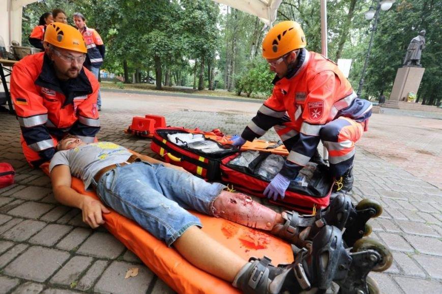 Як в Івано-Франківську кращих рятувальників визначали? Фоторепортаж (фото) - фото 4