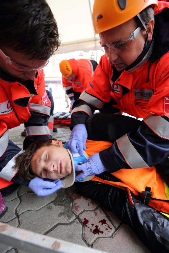 Як в Івано-Франківську кращих рятувальників визначали? Фоторепортаж (фото) - фото 2