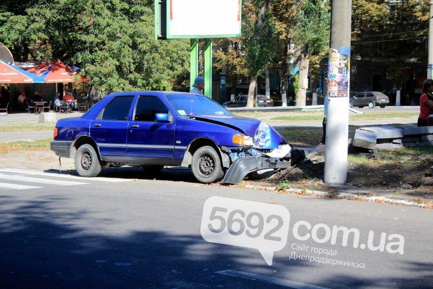 В Днепродзержинске произошло ДТП на проспекте Ленина (фото) - фото 2
