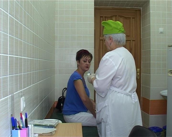 В Армавире началась вакцинация против гриппа (фото) - фото 1