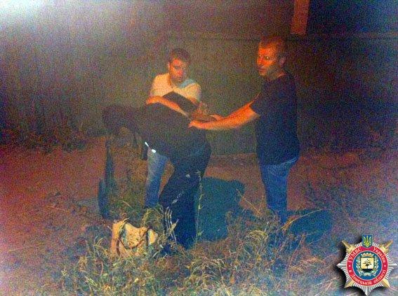 В Приморском районе Мариуполе задержан разбойник (ФОТО) (фото) - фото 1