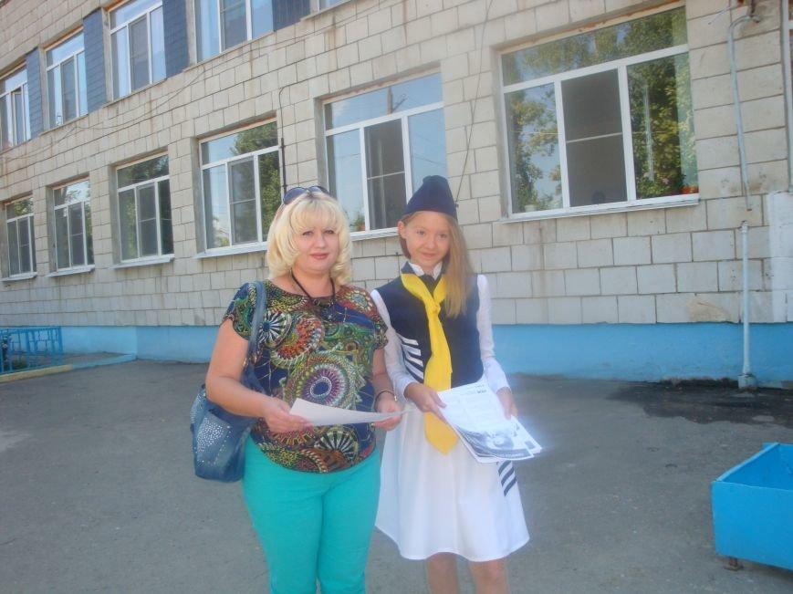 Школьники Волгограда обеспокоены безопасностью детей на дорогах (фото) - фото 3