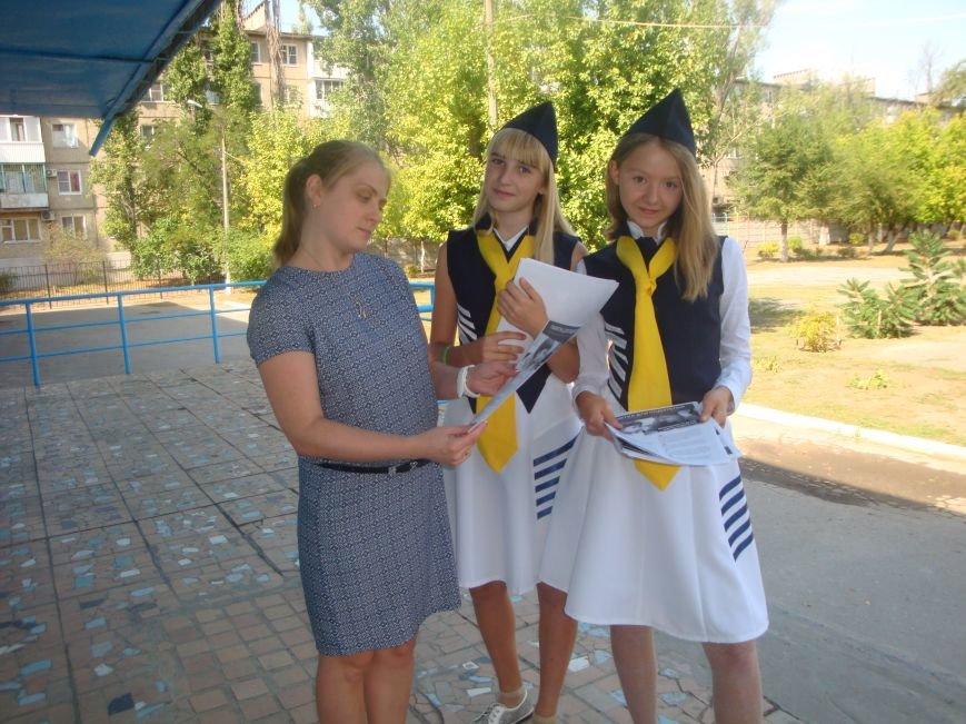 Школьники Волгограда обеспокоены безопасностью детей на дорогах (фото) - фото 2