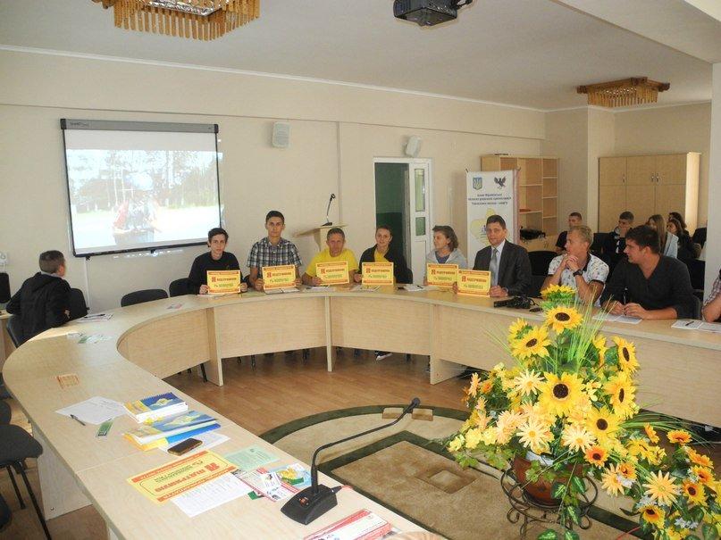 Молодіжний рух на Прикарпатті та його роль у розбудові громадянського суспільства (ФОТО) (фото) - фото 1