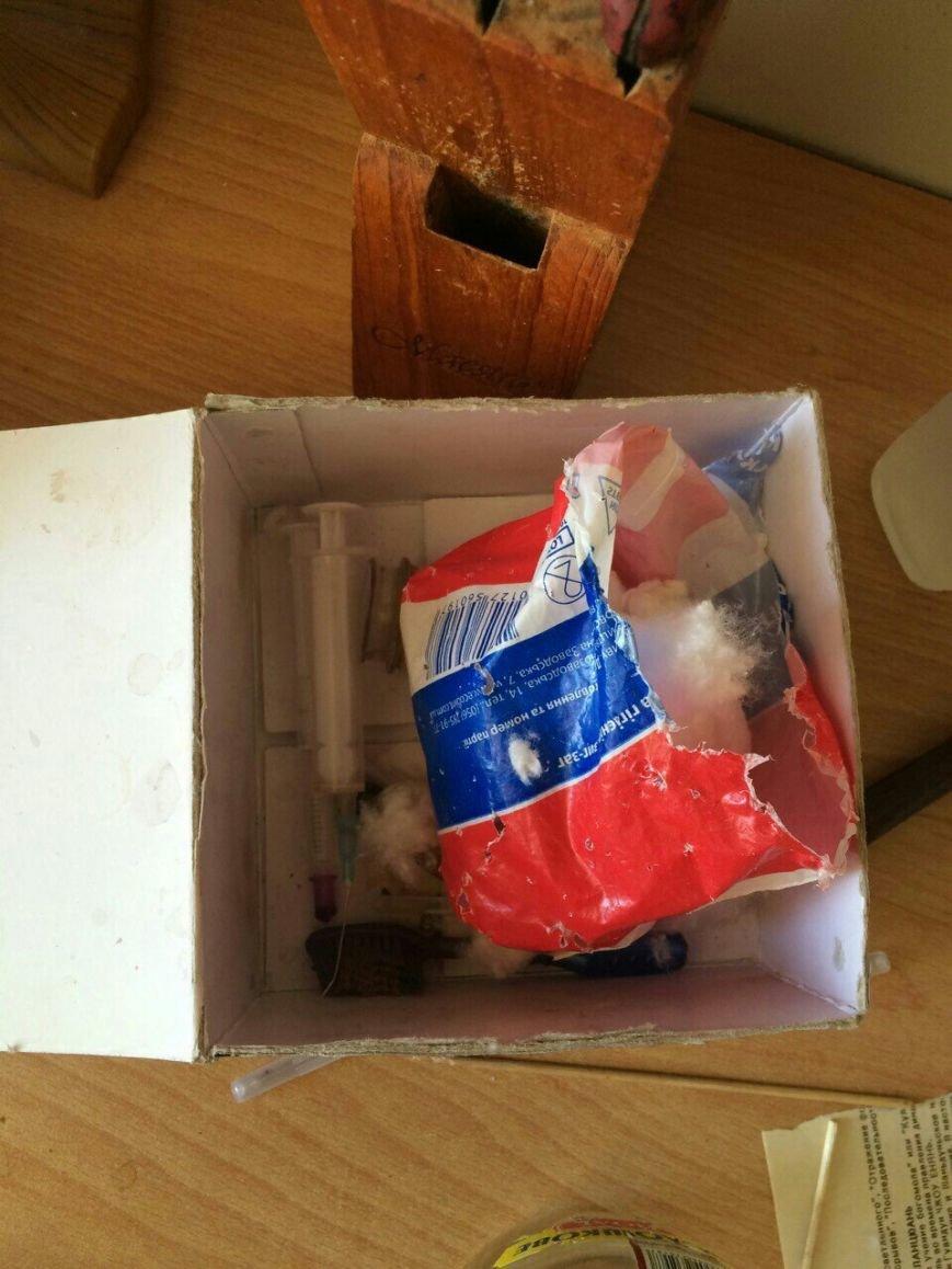 На левобережье Днепродзержинска прикрыли наркопритон (фото) - фото 8