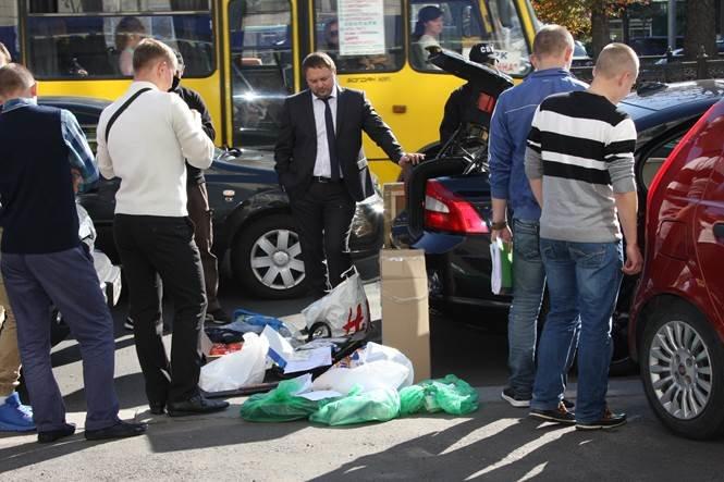 В Киеве СБУ задержала главу Госслужбы занятости (ФОТО) (фото) - фото 1