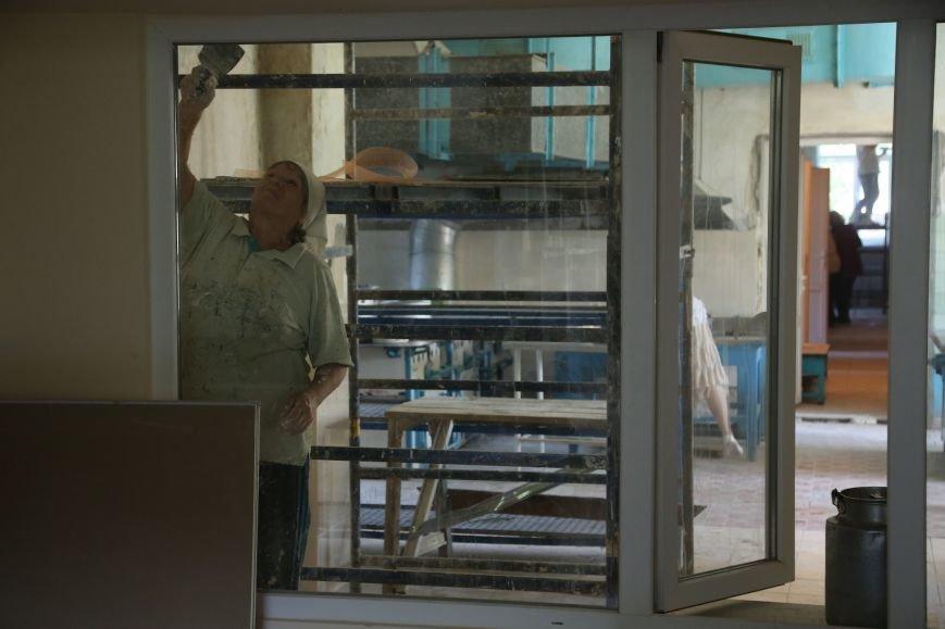 Вадим Бойченко:  горбольница №4 получит новый пищеблок, и это – сверх реконструкции корпусов (фото) - фото 1