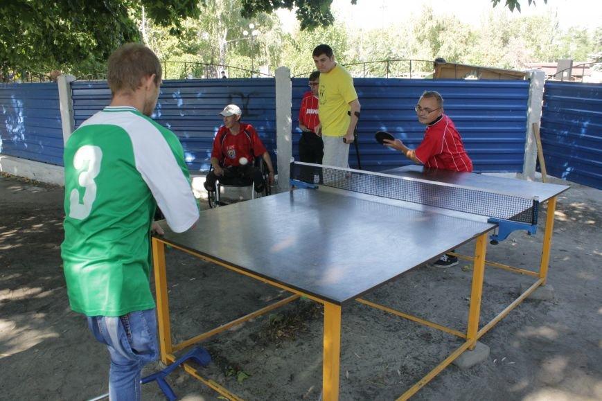 В парке Белицкого прошел спортивный праздник (ФОТО), фото-12