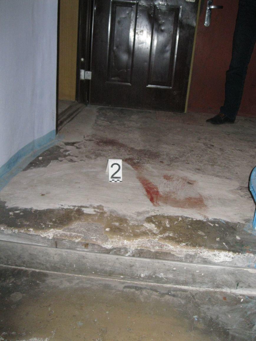 В Днепродзержинске мужчина из ревности ранил ножом собутыльника, фото-1