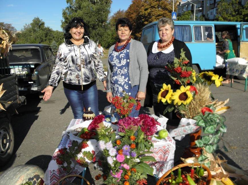 В Краматорске открылась сельскохозяйственная ярмарка «Краматорская осень» (фото) - фото 9