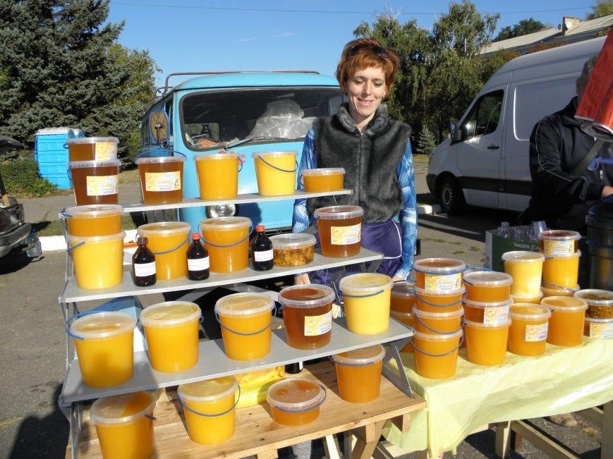 В Краматорске открылась сельскохозяйственная ярмарка «Краматорская осень» (фото) - фото 8