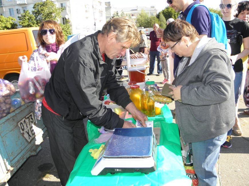 В Краматорске открылась сельскохозяйственная ярмарка «Краматорская осень» (фото) - фото 10