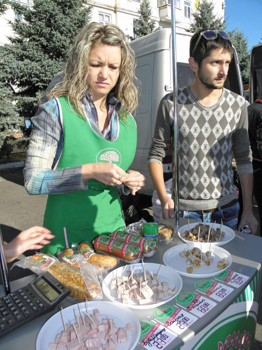В Краматорске открылась сельскохозяйственная ярмарка «Краматорская осень» (фото) - фото 6