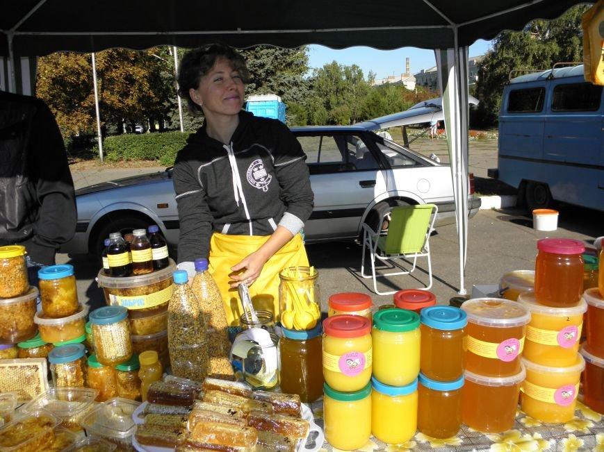 В Краматорске открылась сельскохозяйственная ярмарка «Краматорская осень» (фото) - фото 7