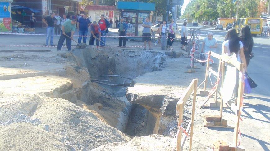 В Мариуполе движение на проспекте Ленина сегодня будет восстановлено (ФОТО) (фото) - фото 1