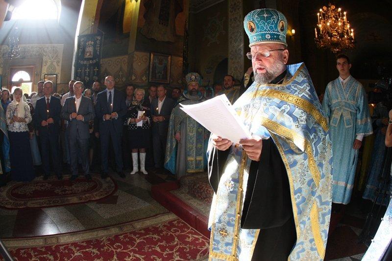 В День города в Днепропетровске прошел Крестный ход во имя мира и развития (ФОТО) (фото) - фото 2
