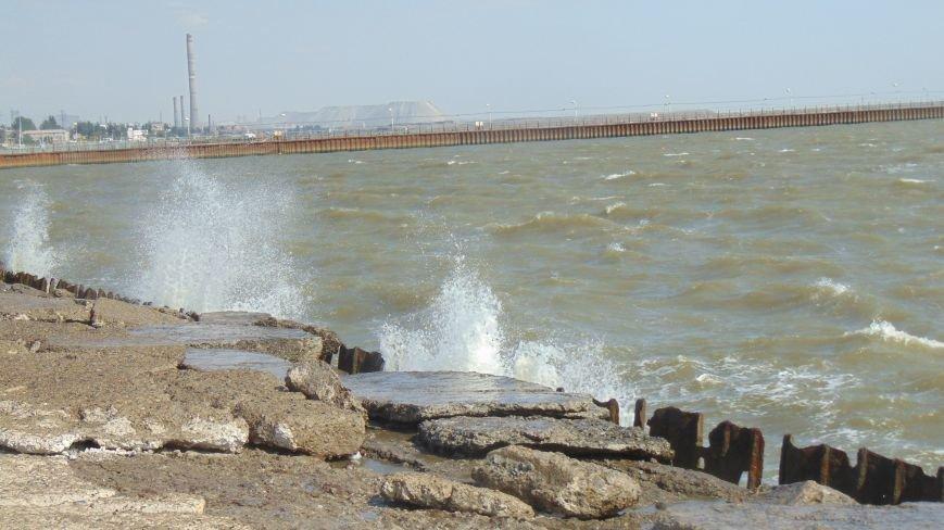Намечавшееся на сегодня открытие морской регаты в Мариуполе отменили из-за шторма (ФОТО) (фото) - фото 1