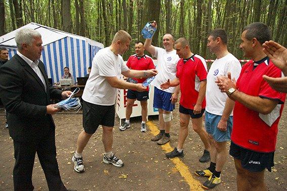 Прикордонники разом із правоохоронцями влашували змагання з кросу (Фото) (фото) - фото 4