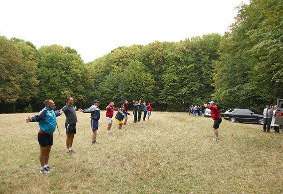 Прикордонники разом із правоохоронцями влашували змагання з кросу (Фото) (фото) - фото 1
