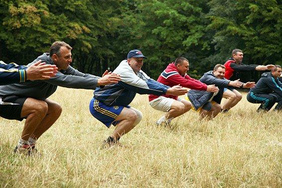 Прикордонники разом із правоохоронцями влашували змагання з кросу (Фото) (фото) - фото 2