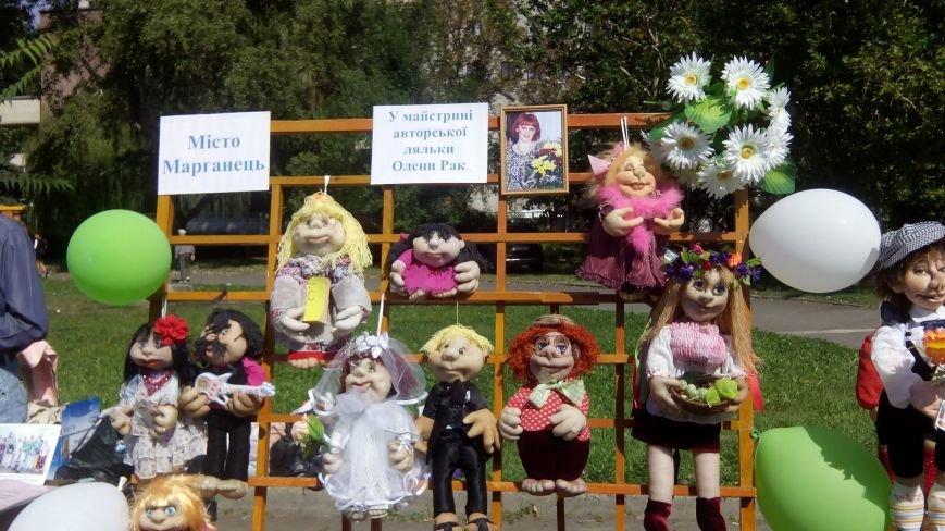 В парке Глобы днепропетровцы могли выбрать профессию по душе (ФОТО) (фото) - фото 1