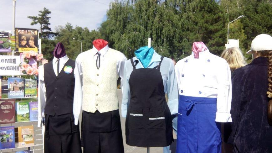 В парке Глобы днепропетровцы могли выбрать профессию по душе (ФОТО), фото-3