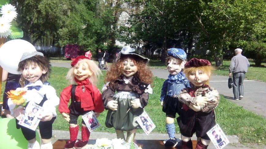 В парке Глобы днепропетровцы могли выбрать профессию по душе (ФОТО) (фото) - фото 2